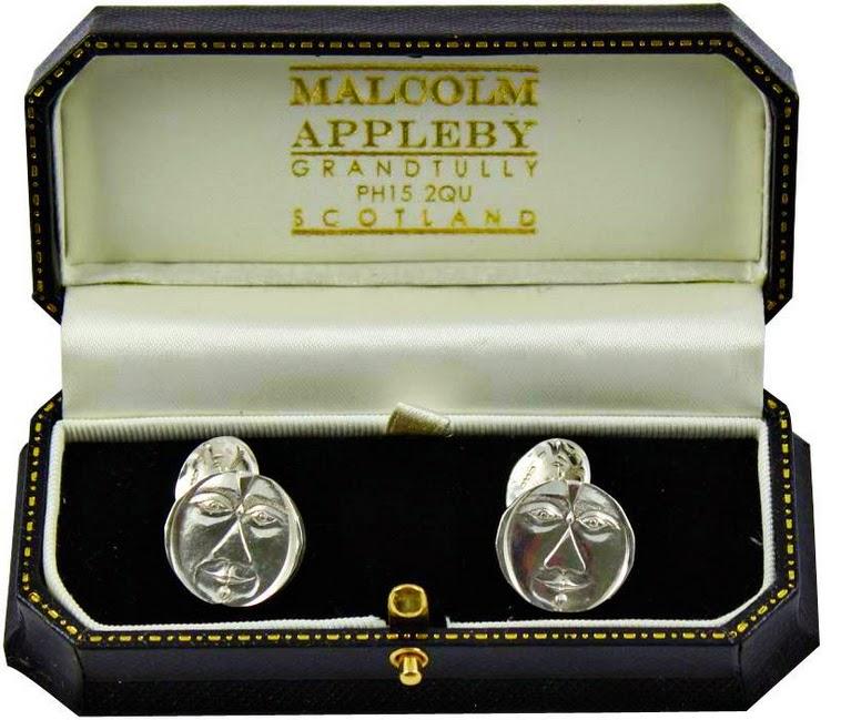 Malcolm Appleby Cufflinks