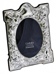 silver picture frame perfect for graduation day gifts