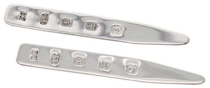 NEW Sterling Silver Bookmark Gift Present Loveheart Scottish Hallmarked