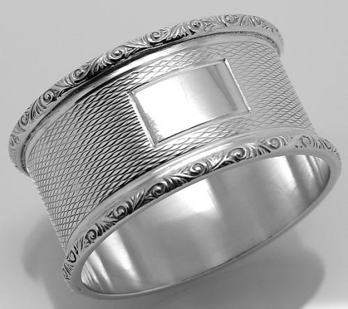 silver napkin ring perfect silver tableware