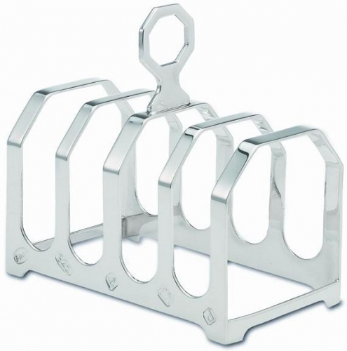 picture links to shop Table Setting Cutlery silver toast rack