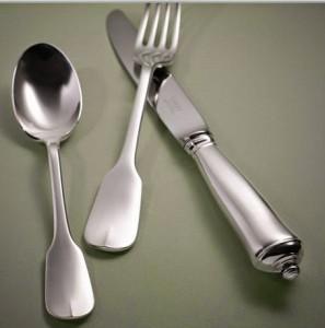 simplicity silver cutlery