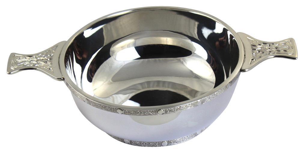 Wedding Quaich Gifts: Silver Plated Quaich