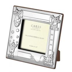 Solid Silver Clown Photo Frame CH2/M/CY