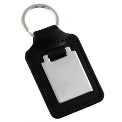 Silver Plated Key Fob