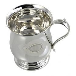 Solid Silver Christening Cup ESPcup