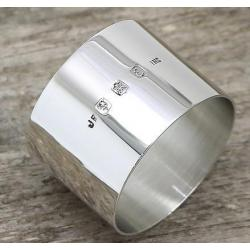 Silver Napkin Ring JF1979