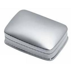 Solid Silver Rectangular Box