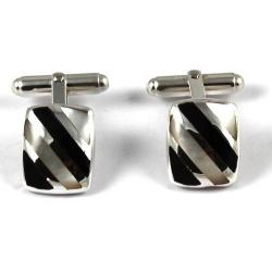 Sterling Silver Cufflinks NK031