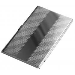 Solid Silver Card Case PG008