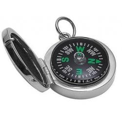 Solid Silver Compass PN106