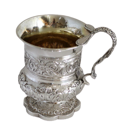 Silver Christening Cup PS1824