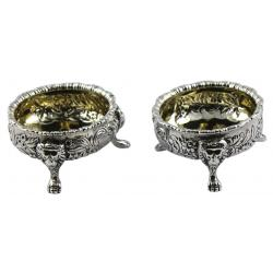Antique Silver Salts 1833