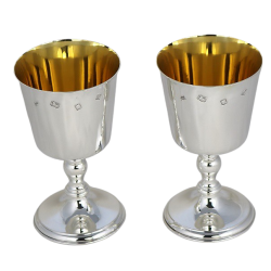 Silver Goblets JHO1973