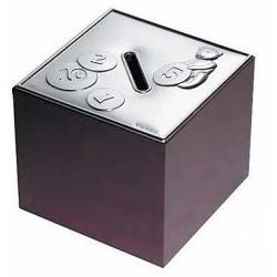 Silver Plated Money Box SPMBOX2/W